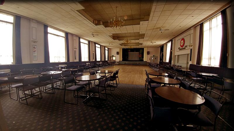 Alford Hall Ball Room