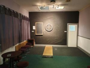 Competition Darts Room