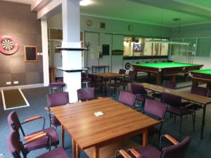 Snooker and Darts Room