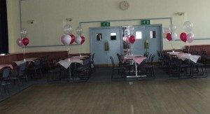 Alford Hall Ball Room